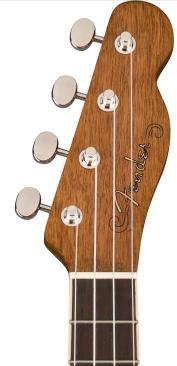 Fender ukulele - detail