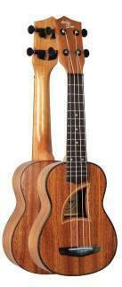 Sopránové ukulele od EddyFinn