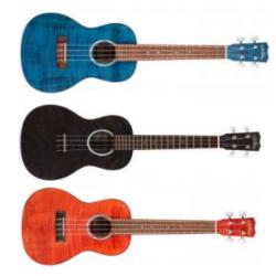 cordoba 15cfm koncertní ukulele