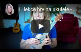 Ukulele první písnička na Youtube