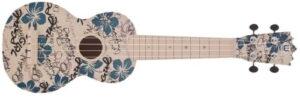 špatné ukulele